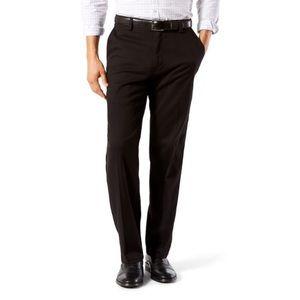 ✨NEW✨ Dockers Men's Black Wrinkle Free Khakis